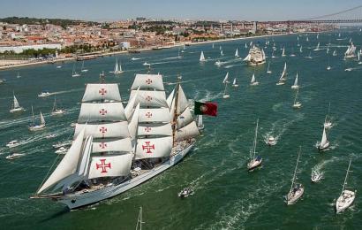 Açores participam na `The Tall Ships Races Lisboa 2016´