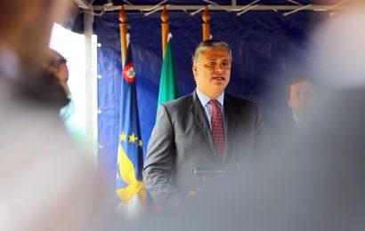 Vasco Cordeiro destaca a implementação de políticas sociais de apoio aos açorianos