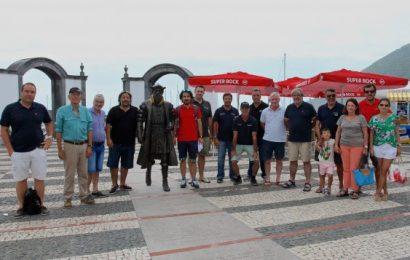 Participantes na `Baiona Angra Atlantic Race´ são embaixadores dos Açores em Espanha