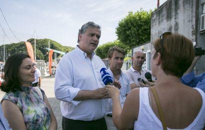 """Vasco Cordeiro acredita no Mar como """"fator de desenvolvimento"""" dos Açores"""