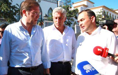 Faial, São Jorge, São Miguel e Terceira recebem visita de Pedro Passos Coelho