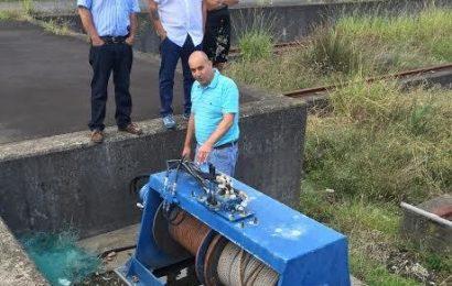 """CDS critica """"subaproveitamento das infraestruturas navais"""" na Praia da Vitória"""