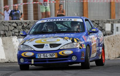 Marlene Ferreira estreia-se a vencer no Ladies Rally Trophy