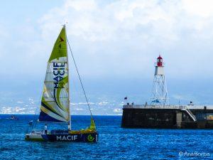 Veleiro 1º Classificado - Skipper Macif 2015