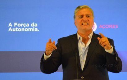 """Cordeiro anuncia """"grande reforma nos transportes marítimos"""" na próxima legislatura"""