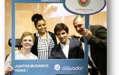 Líder do mercado de queijo coopera com a Associação Salvador