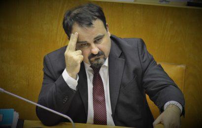 Paulo Estêvão questiona para quando a criação da estrutura orgânica do Ecomuseu do Corvo