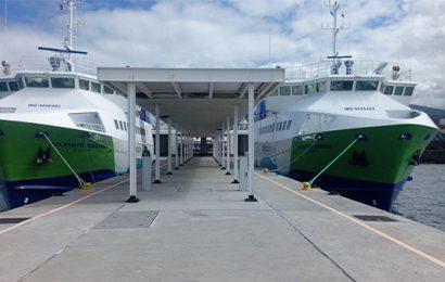 Registado aumento de passageiros e viaturas na Operação Regular da Atlânticoline