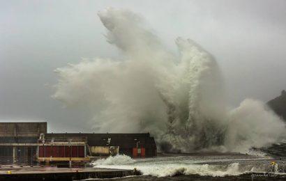 Polícia Marítima alerta para agravamento das condições meteorológicas na Terceira e Graciosa