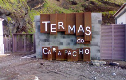 Governo afirma que, apesar das obras, visitas às Termas do Carapacho aumentaram