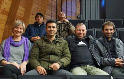 Montanha Pico Festival recebe três cineastas galardoados