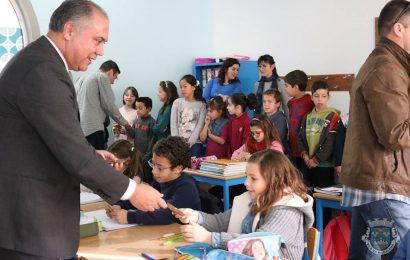 Município sensibiliza estudantes para uso seguro da Internet na Madalena