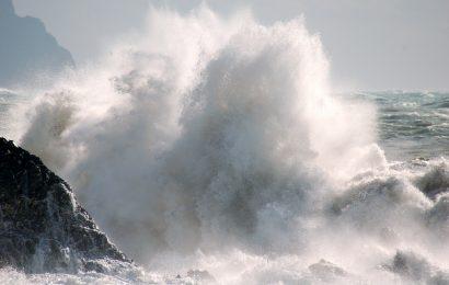 Marinha alerta para agravamento do estado do mar domingo e segunda-feira