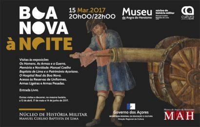 Museu de Angra do Heroísmo prossegue divulgação de Coleção de Militaria