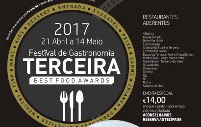 16 restaurantes recebem a 8ª edição do Festival de Gastronomia da Ilha Terceira