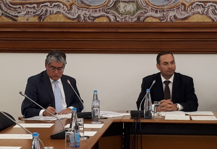 António Ventura defende POSEI específico inter-regional para Açores e Madeira