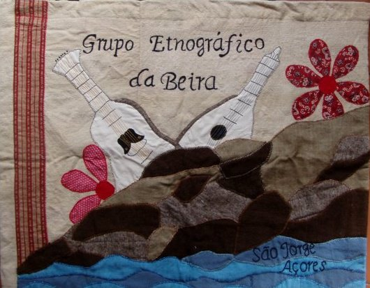 Grupo Etnográfico da Beira agraciado com Insígnia Autonómica de Mérito Cívico