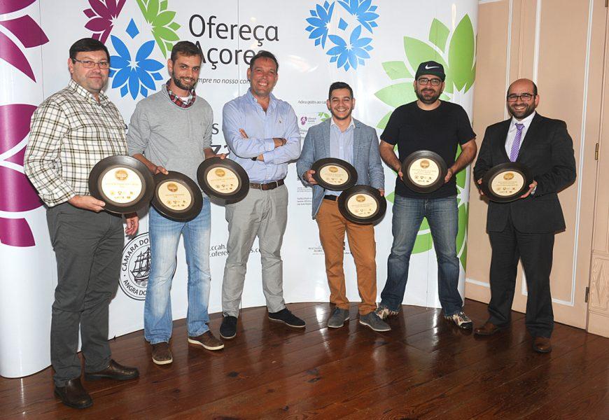 `Cais de Angra´ eleito melhor restaurante do Festival de Gastronomia da Ilha Terceira