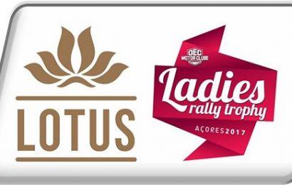Lotus Ladies Rally Trophy arranca este sábado na Praia da Vitória