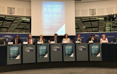 Sofia Ribeiro defende impacto efectivo das políticas e instrumentos financeiros da UE