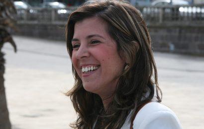 Andreia Vasconcelos é a candidata do CDS-PP ao município da Praia da Vitória