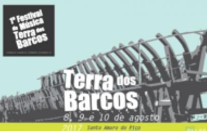 Festival `Terra dos Barcos´ anima Santo Amaro do Pico em agosto