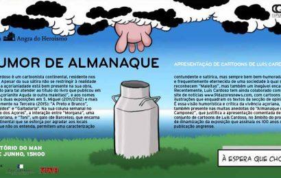 Museu de Angra do Heroísmo promove apresentação comentada de cartoons