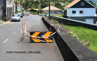 Reparação do Caminho de Baixo na Calheta arrancou esta semana