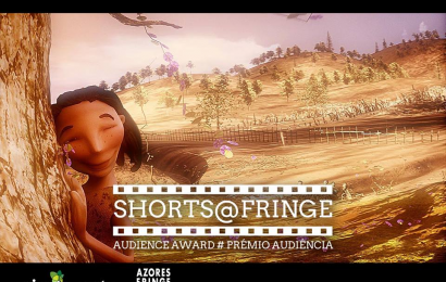 Prémios Audiência shorts@fringe dão volta ao mundo