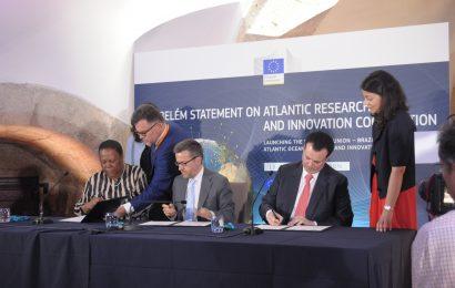 Declaração de Belém: Aliança revolucionará conhecimento do Oceano Atlântico