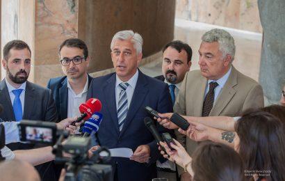 Partidos da Oposição anunciam abandono da Comissão Parlamentar de Economia