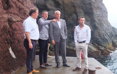 PSD/Açores quer esclarecimentos sobre intervenção no Porto do Topo