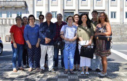 Grupo de Cidadãos entrega lista à Freguesia da Sé em Angra do Heroísmo
