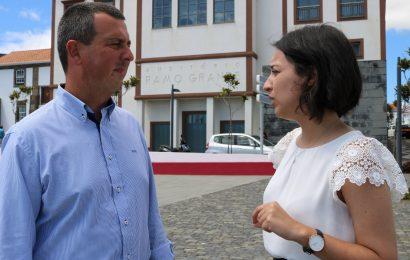 Cláudia Martins quer Praia da Vitória Capital Europeia da Cultura