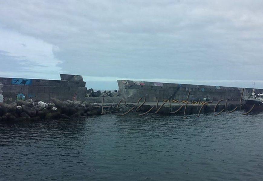 Reparação do Molhe-Cais do Porto da Madalena vai custar 5,2 milhões de euros