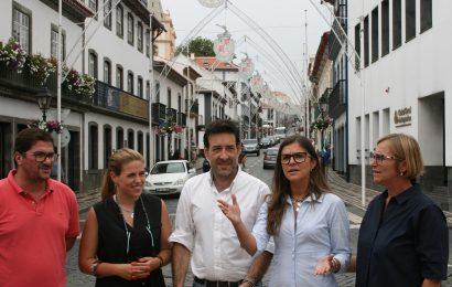 Graça Silveira quer alterar sistema de estacionamento e criar uma Polícia Municipal