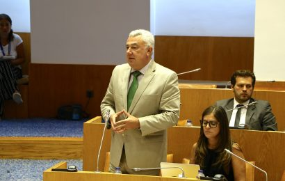 CDS-PP Açores analisa Orçamento do Estado para 2018 em jornadas parlamentares