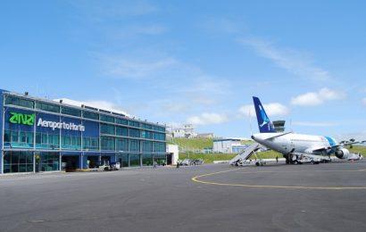 SATA vai realizar 32 ligações semanais ao aeroporto da Horta durante o Inverno IATA