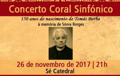Sé de Angra do Heroísmo recebe Concerto Coral Sinfónico este domingo