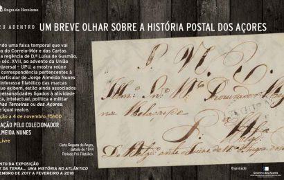 Museu de Angra do Heroísmo expõe história postal dos Açores