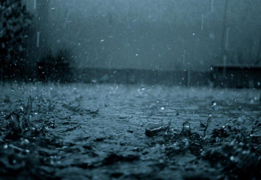 Chuva forte provoca estragos em vias de acesso no concelho da Praia da Vitória